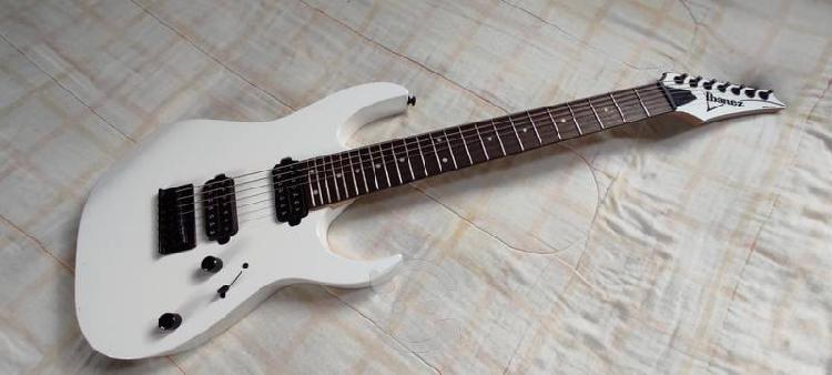 Guitarra ibanez 7 cuerdas rg 7421