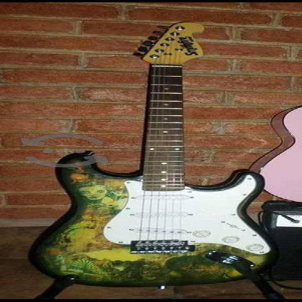 Guitarra eléctrica smitthfre. nueva.