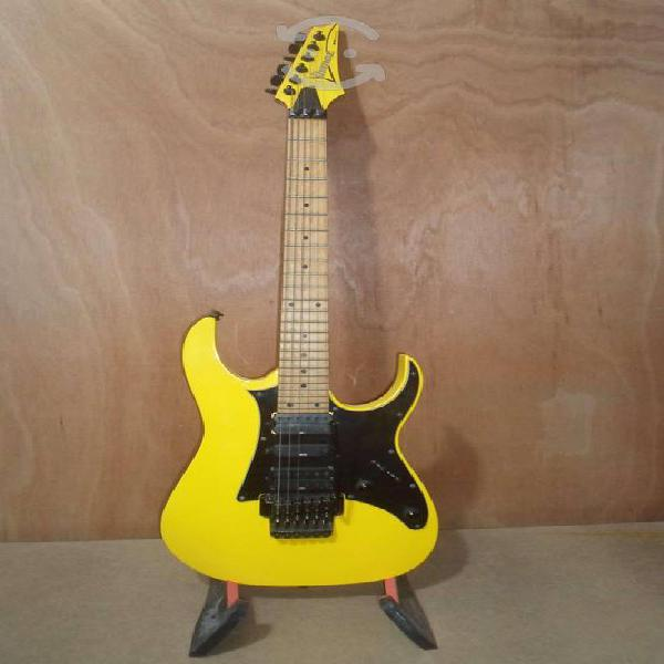 Ibanez rg series amarilla