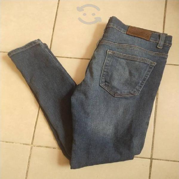 Jeans skinny talla-30