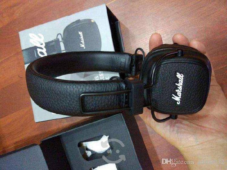 Marshall - audífonos on ear major iii bluetooth -