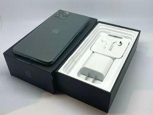 Nuevo apple iphone 11 pro max 256gb desbloqueado