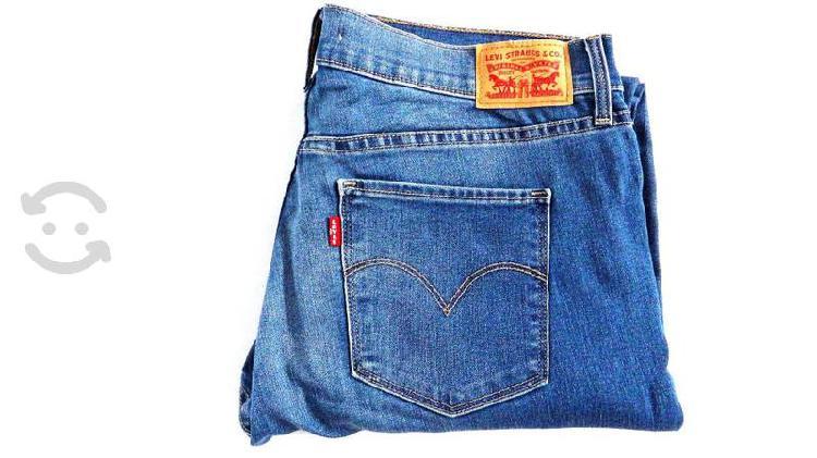 Pantalón de mezclilla levi´s 311 talla 31