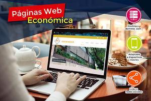 Página web económica / landing page