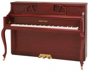 Pianos nuevos verticales