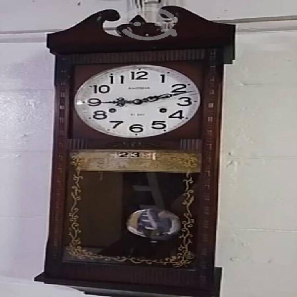 Reparacion de relojes de péndulo
