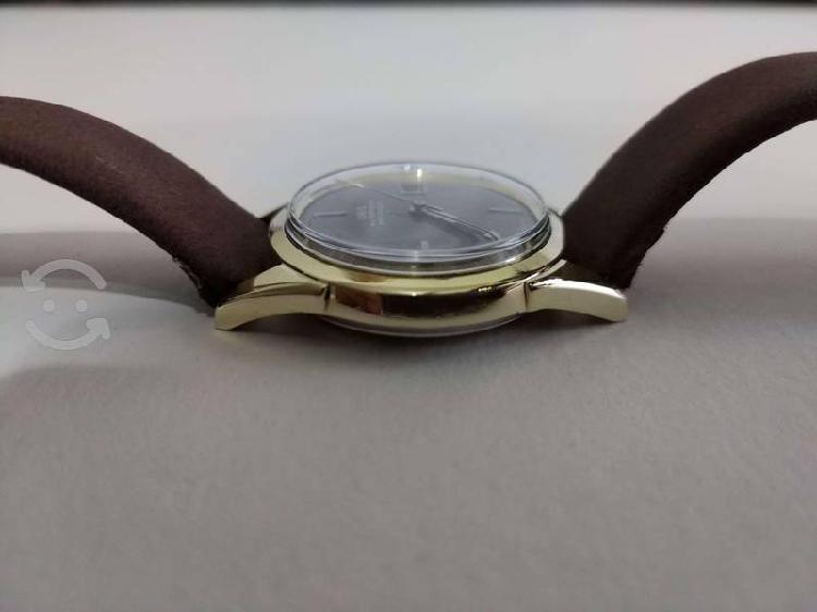 Reloj orís cuerda acero/plaque
