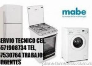 Reparación de lavadoras mabe