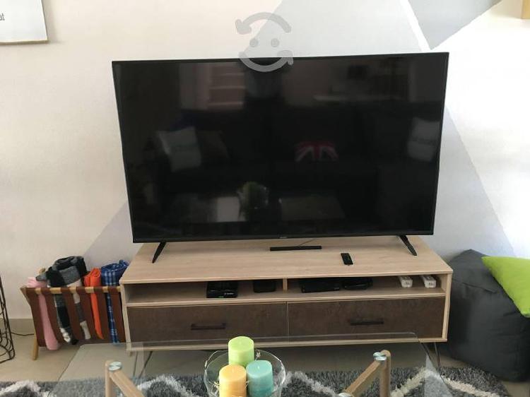 "Smart tv sharp pantalla 60"" android tv 4k uhd led"