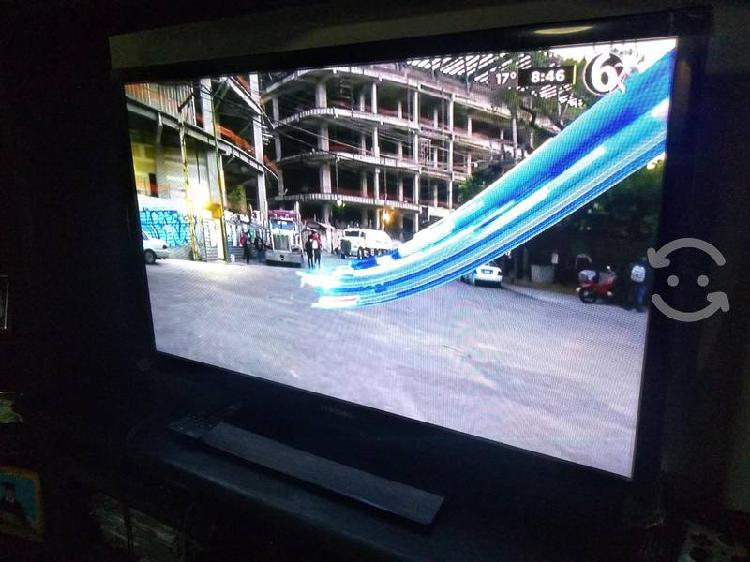 Tv samsung plasma mod pl43e400u1f en buen estado