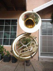 Tuba sousaphone conn ltd edicion especial 28mil tijuana