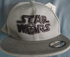 Vendo gorras, tazas y muñecos de star wars