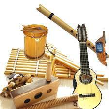 Venta de instrumentos musicales andinos profesionales.