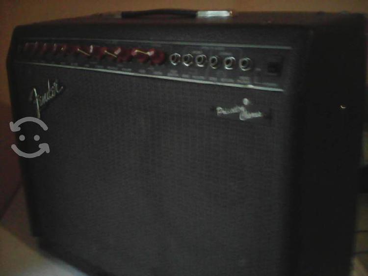 Amplificador fender chorus