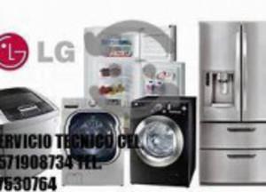 Reparacion de lavadoras y refrigeradores a domicilio lg