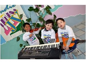 Academia de música para niños desde 5 años