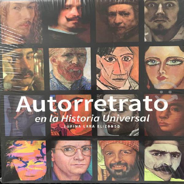 Arte y cultura, libro nuevo autoretrato.5