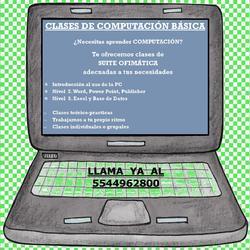 Clase de computación básica