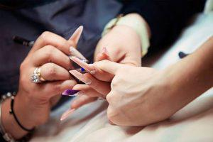 Curso de uñas de acrilico y gelish organic nails