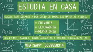 Estudia en casa