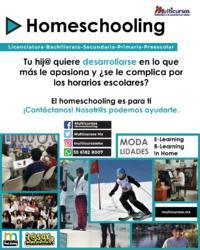 Homeschool, escuela en casa