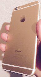 Iphone de Apple 6 plus 128gb
