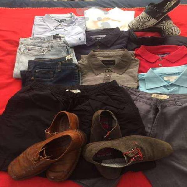 Lote de ropa limpia de closet excelente estado!!!!
