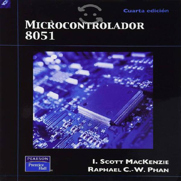 Microcontrolador 8051 cuarta edición mackenzie
