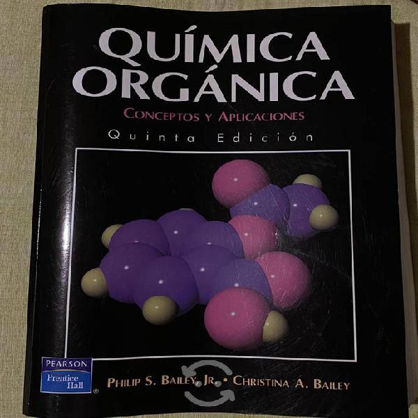 Química orgánica philip.bailey 5ta edición