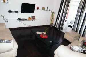 Rento habitacion totalmente amueblada en departamento