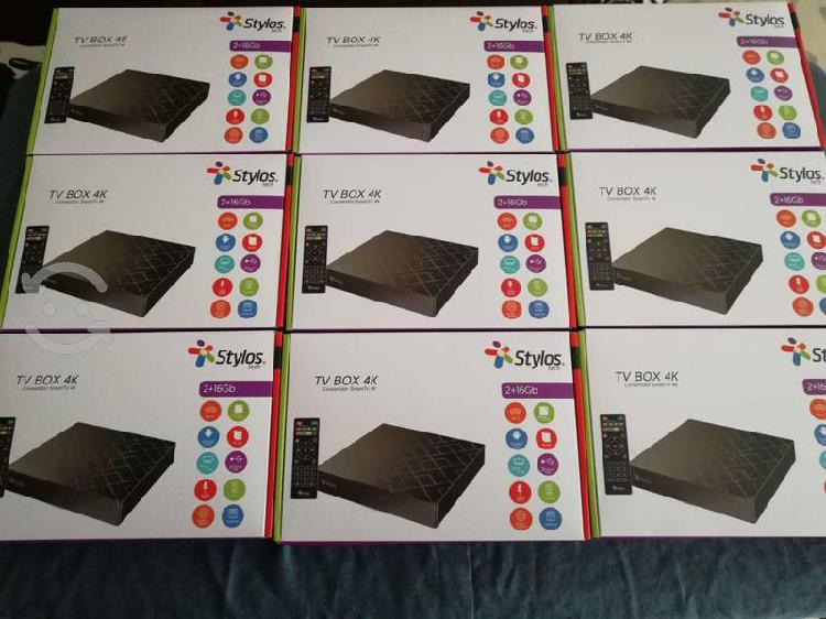 Smart tv box convierte a smart tu tv 2gb/16gb