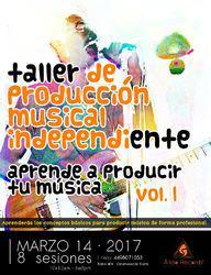 Taller de producción musical independiente