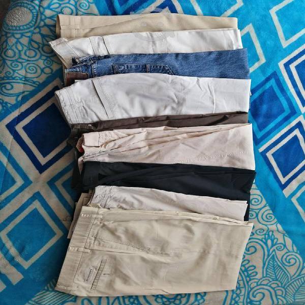 Lote de pantalones originales