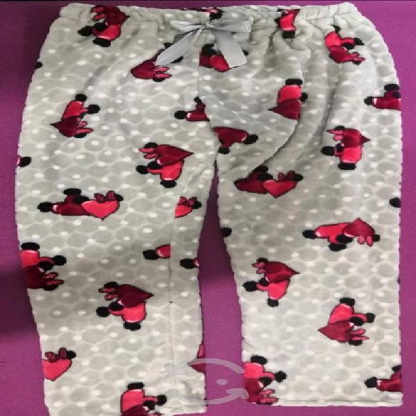 Pantalón de pijama tela polar