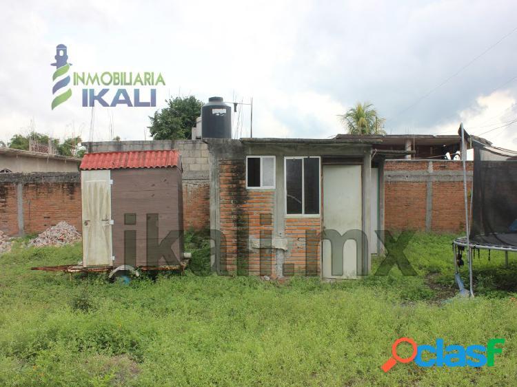 renta terreno 375 m² atrás de centros comer. Tuxpan Veracruz, Casa Bella 2