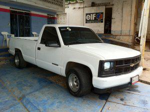 Chevrolet 1500 6 cil. 1996 a/c, automatica