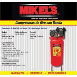 Compresor De Aire 5 Hp Mikels