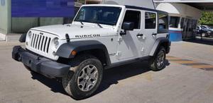 Jeep wrangler 2007, automática, 3.6 litres