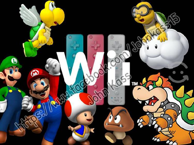 Memorias para Nintendo Wii Juegos a elegir