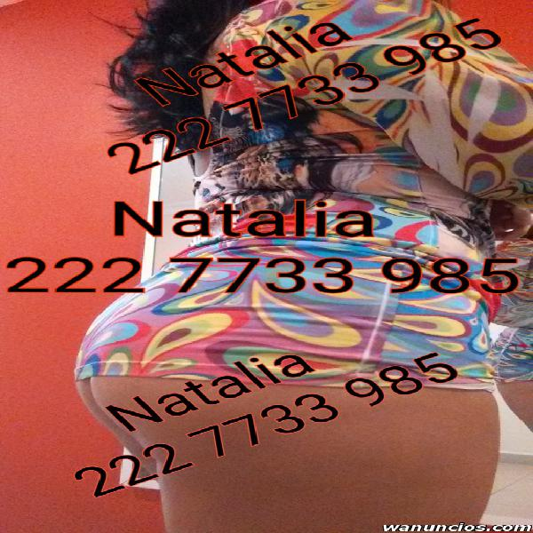 Natalia morena fogosa madura deliciosas nalgotas golosa