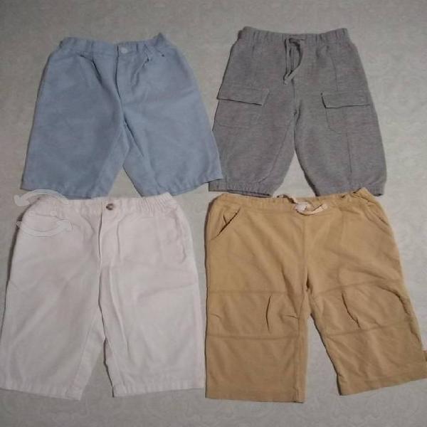 Pantalón y pants para niño