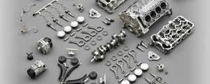 Partes y refacciones para armado de motores gasolina y