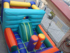 Renta de juegos inflables y trampolin