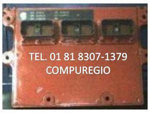 Reparacion de ecm cummins 01 81 8307