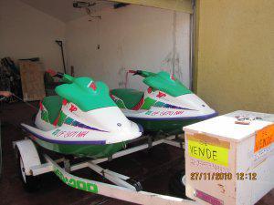 Se venden motos acuaticas see doo