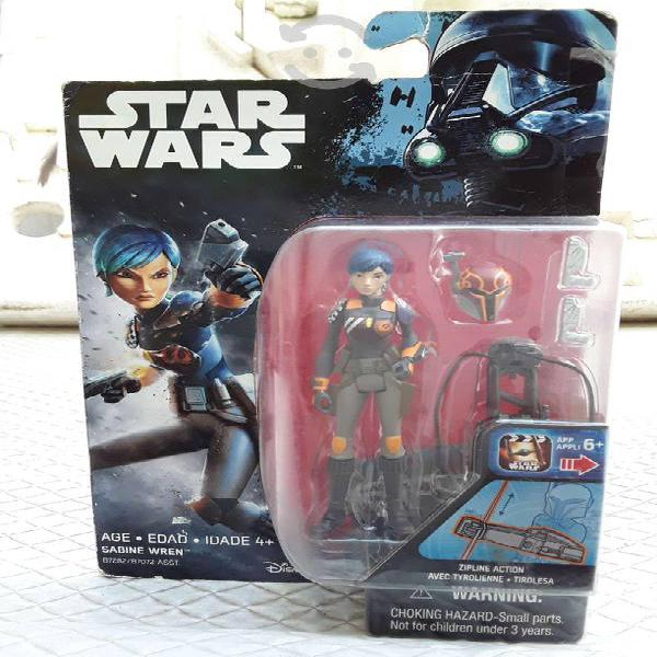 The rogue one collection sabine wren