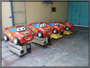 Tragamonedas montables juguetes