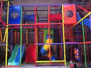 Venta y reparación de juegos infantiles