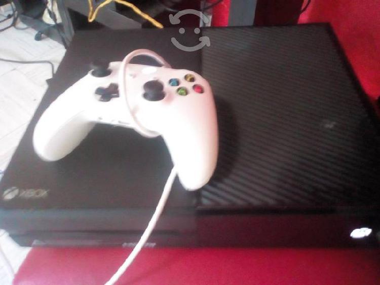 Xbox one jalando al 100