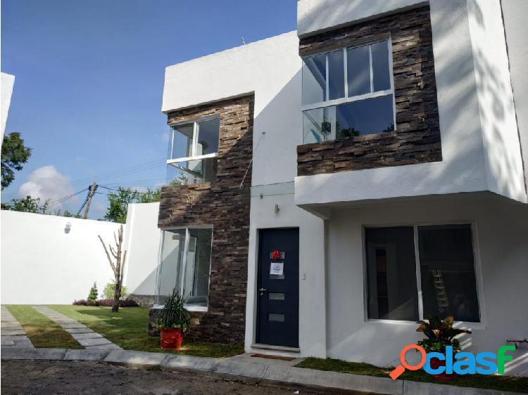 Casas en venta - centro jiutepec pre venta